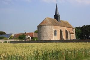 L'église de Faronville