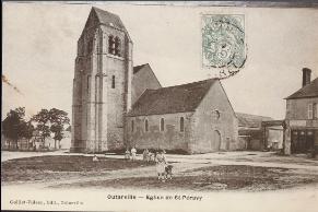 église d'Epreux Saint-Péravy