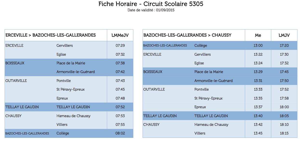 5305 - collège St Péravy