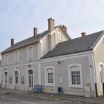 Gare de Toury