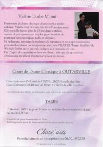 Classique Verso flyers