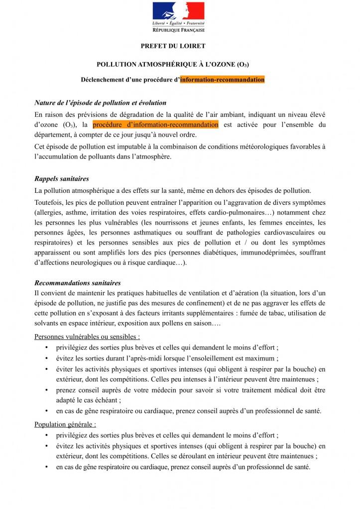 Consignes et recommandations IR_ozone-1