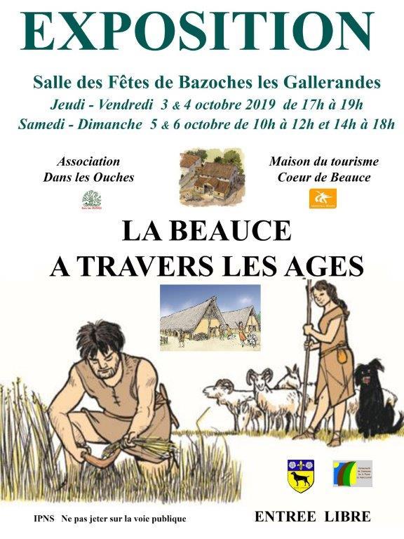 Affiche Expo La Beauce