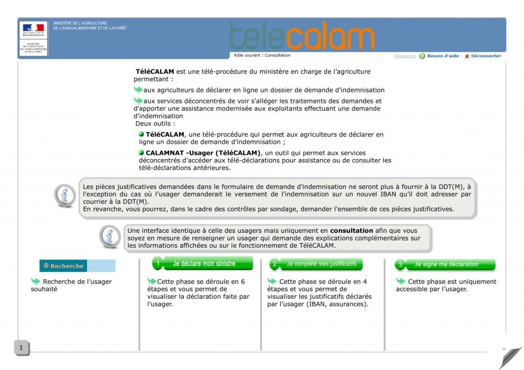 TéléCALAM guide pour télédéclarer_0001