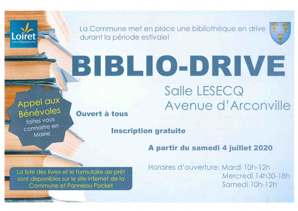 biblio drive