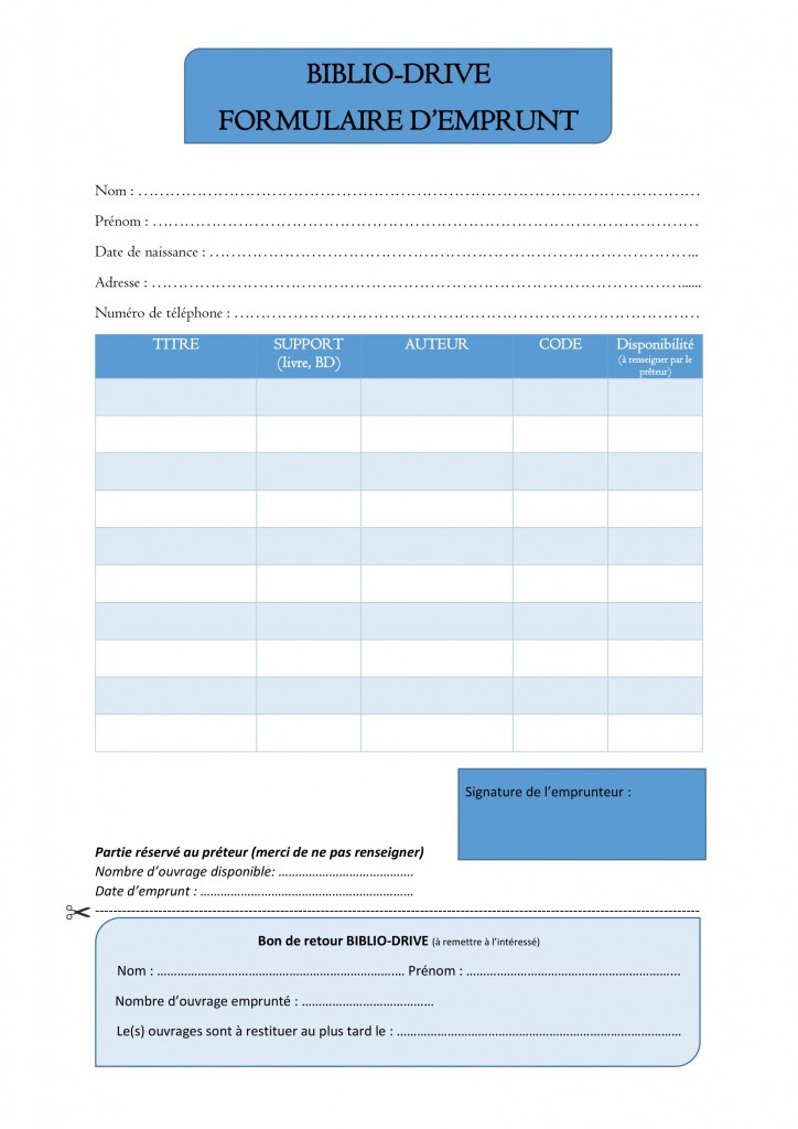 formulaire de prêt (1)