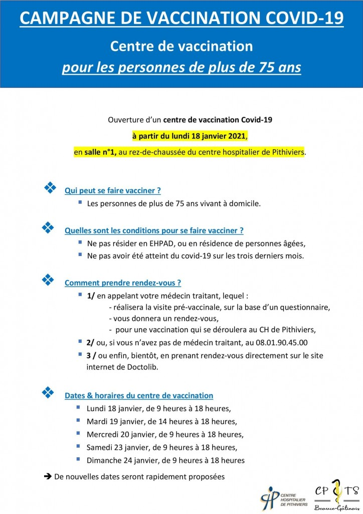 affiche vaccination de plus de 75 ans_janv2021