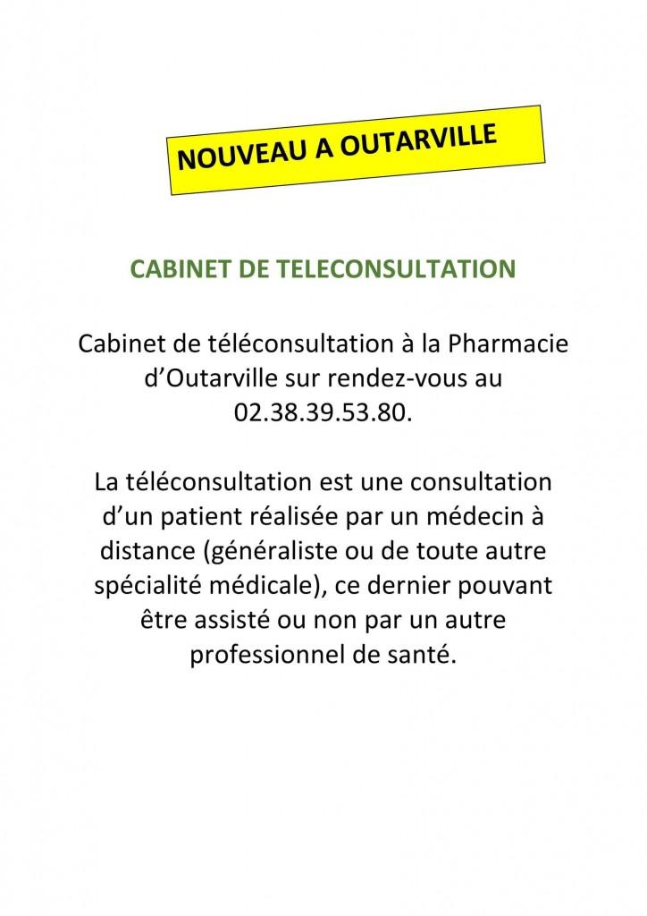 CABINET DE TELECONSULTATION