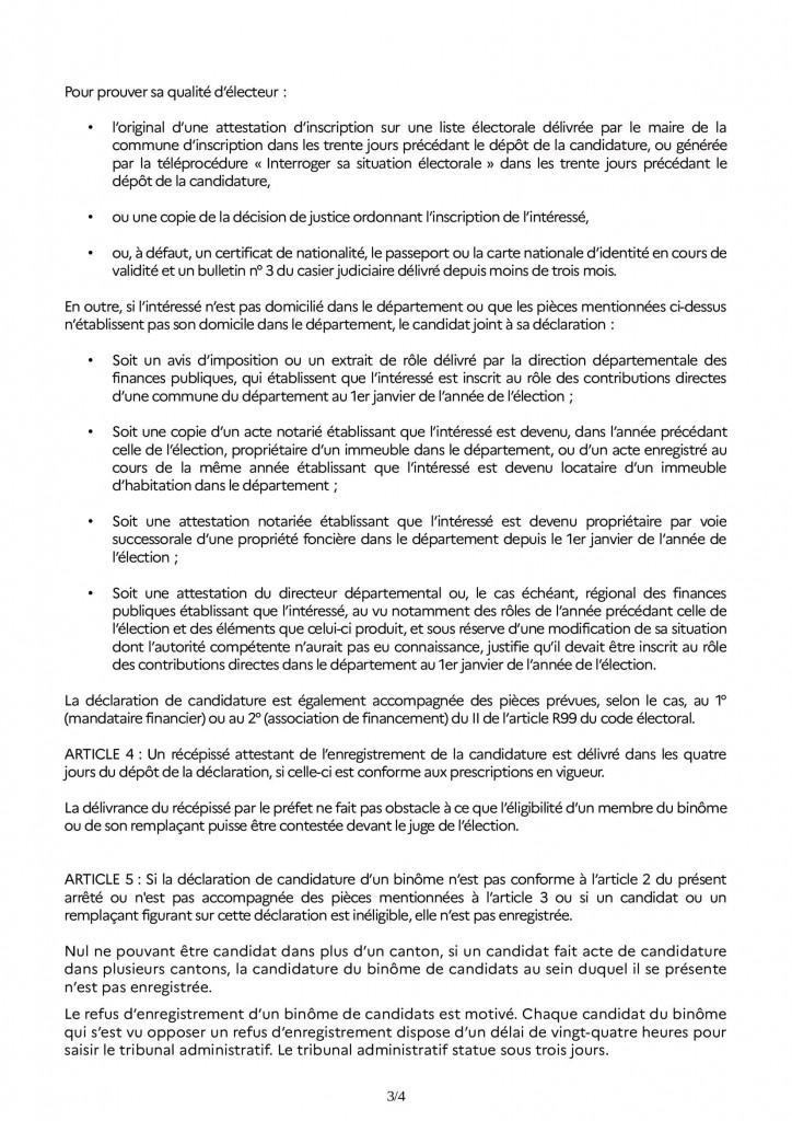 Arrêté_dépot_candidature_départementales 2021 RAA_00003