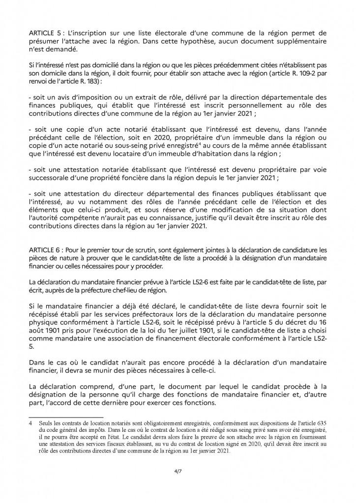 arrêté_dépot_candidature_régionales 2021 RAA_00004