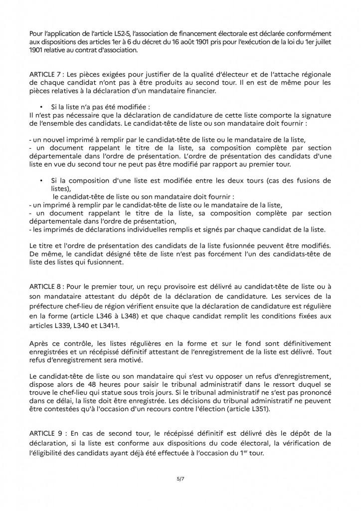 arrêté_dépot_candidature_régionales 2021 RAA_00005