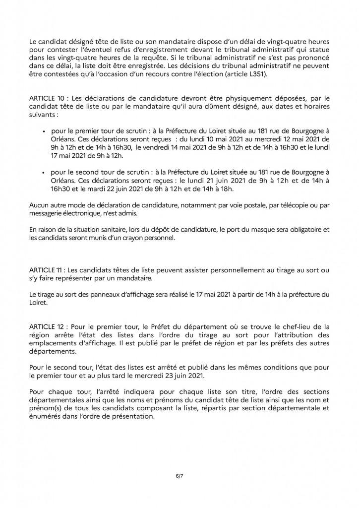 arrêté_dépot_candidature_régionales 2021 RAA_00006